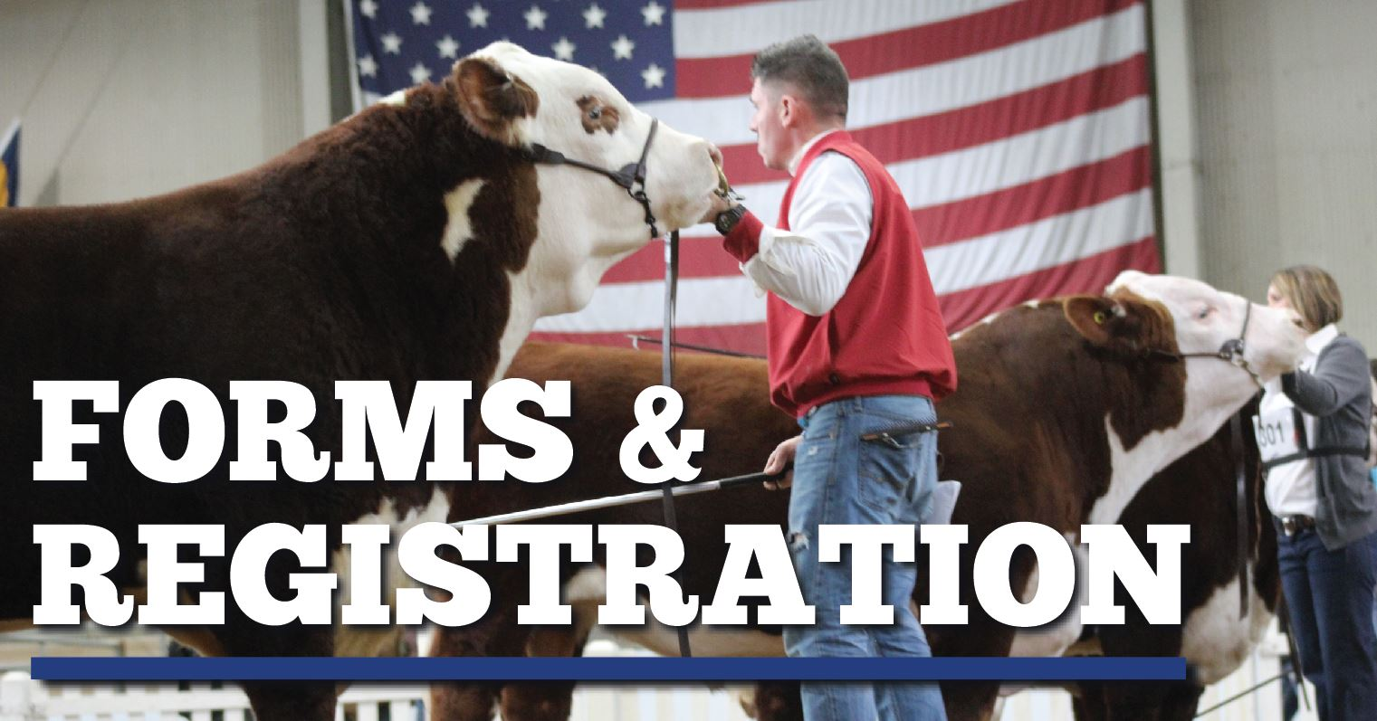 PA Farm Show Exhibitor Forms and Registration